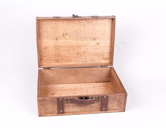 Ξύλινο αποθηκευτικό κουτί