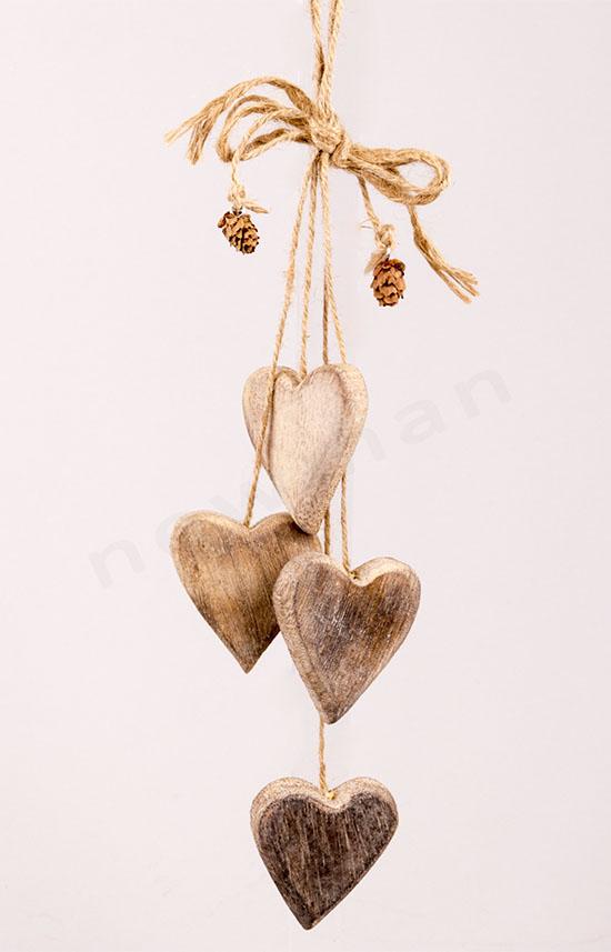 310947 Κρεμαστές καρδιές