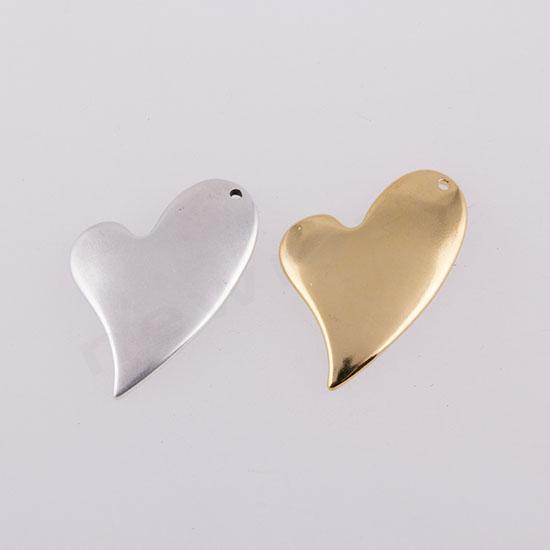 Λεία (πίσω) πλευρά της καρδιάς