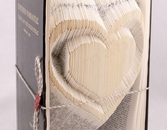 Καρδιά βιβλίο