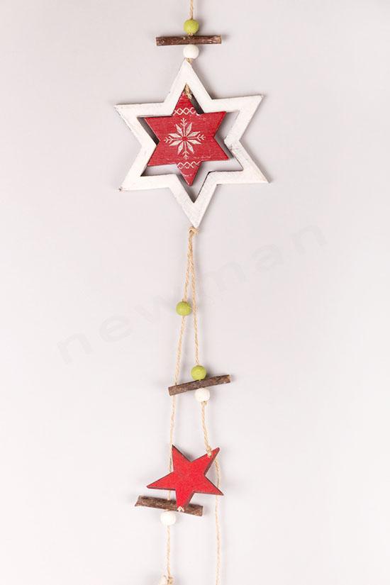 310952 Αστέρι στολίδι κρεμαστό