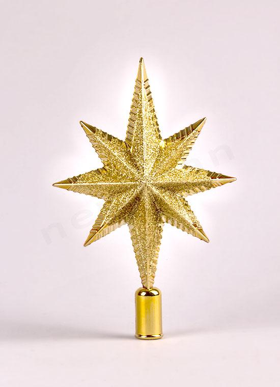 Κορυφή χρυσό αστέρι
