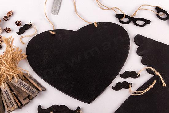 Μαυροπίνακας καρδιά