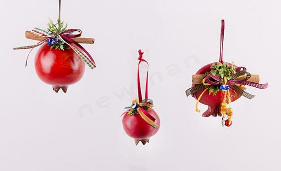 Ρόδια γούρια πήλινα