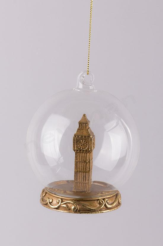 380189 Μπάλα Big Ben (gold)