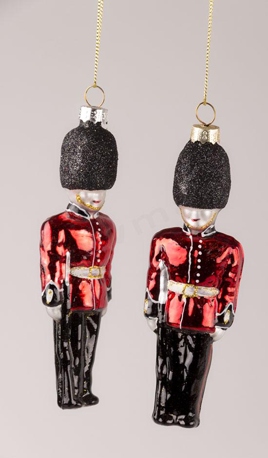 380195 Άγγλοι φρουροί