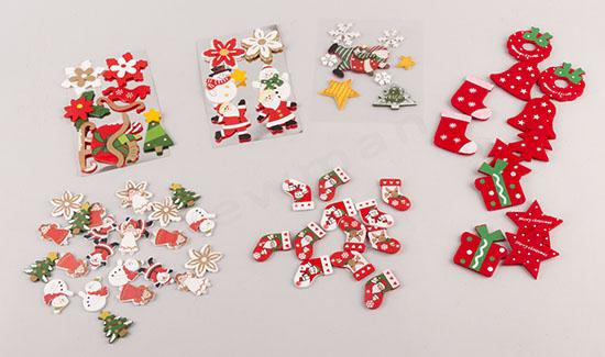 Χριστουγεννιάτικα αυτυοκόλλητα