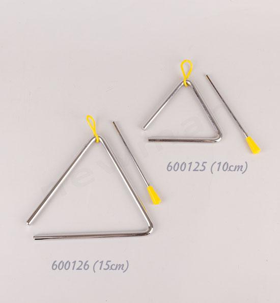 Τρίγωνα για κάλαντα σε 2 μεγέθη