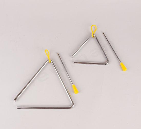 Μεταλλικό τρίγωνο για κάλαντα Χριστουγέννων