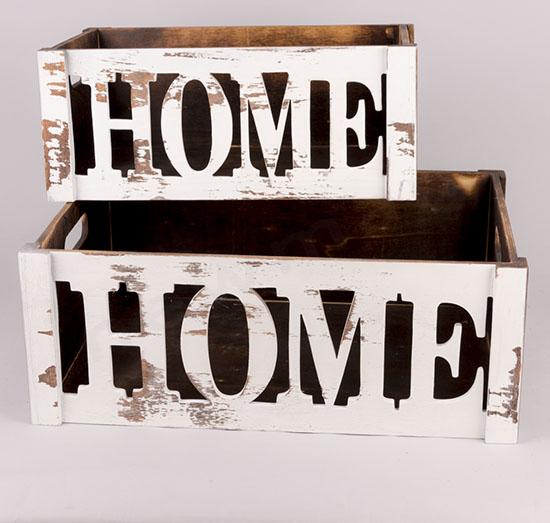 HOME αποθηκευτικό κουτί