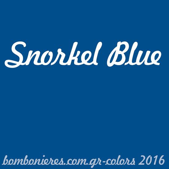 Snorkel Blue - bombonieres.com.gr - Χρώματα 2016