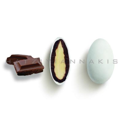 Choco Almond Classic κουφέτο λευκό ματ