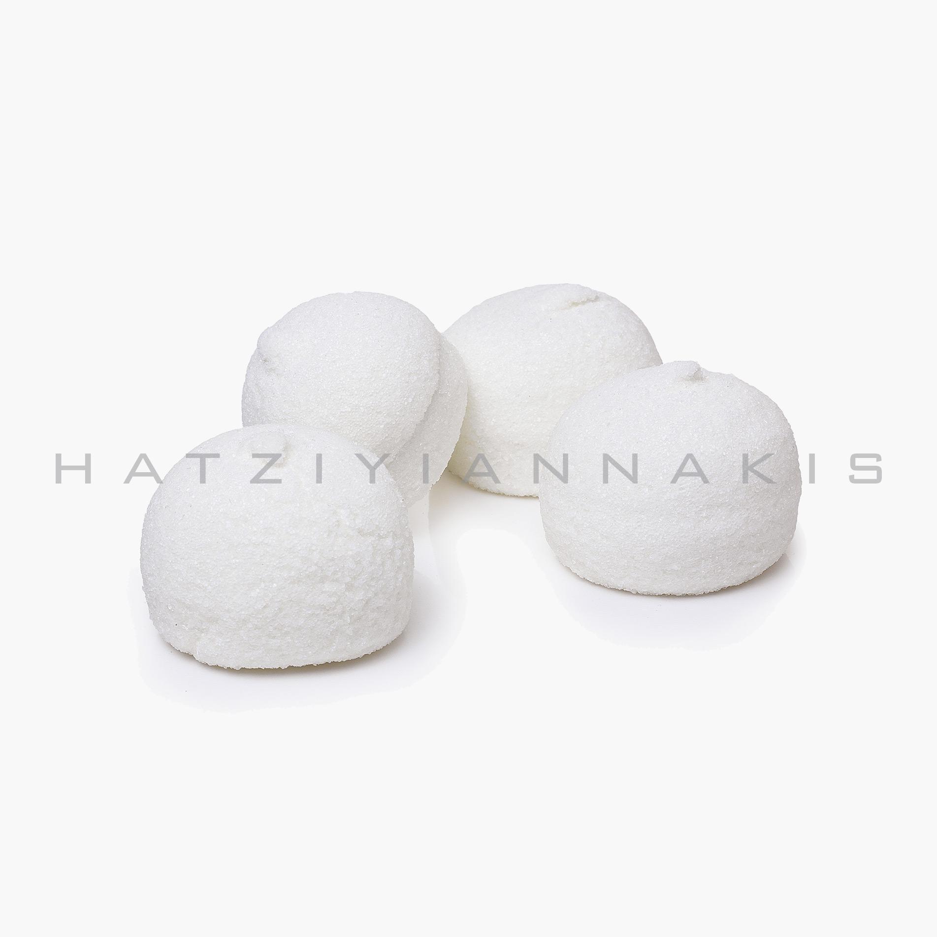 Μarshmallow golf balls λευκό