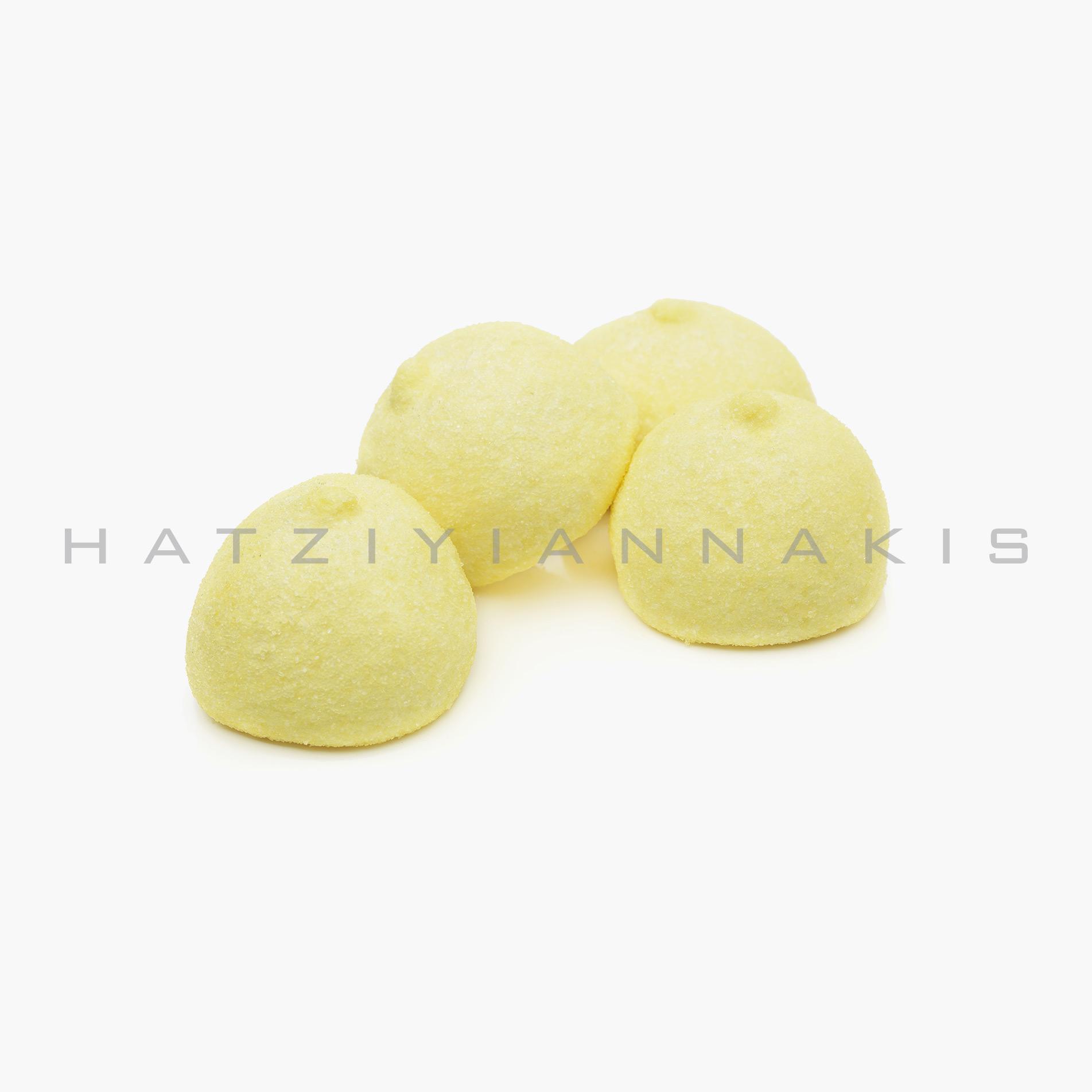 Μarshmallow golf balls κίτρινο