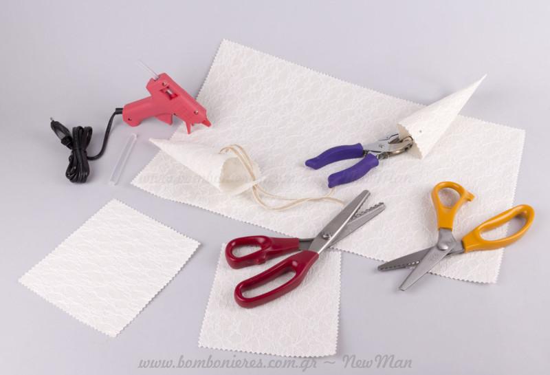 Ψαλίδια, πέρφο και εργαλεία χειροτεχνίας από NewMan