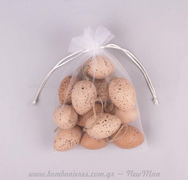 Πουγκί με 12 αυγά