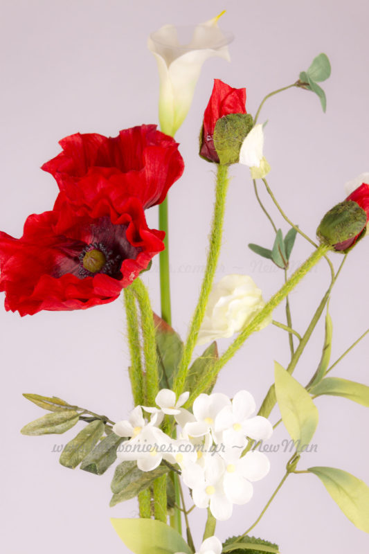 Διακοσμητικά λουλούδια