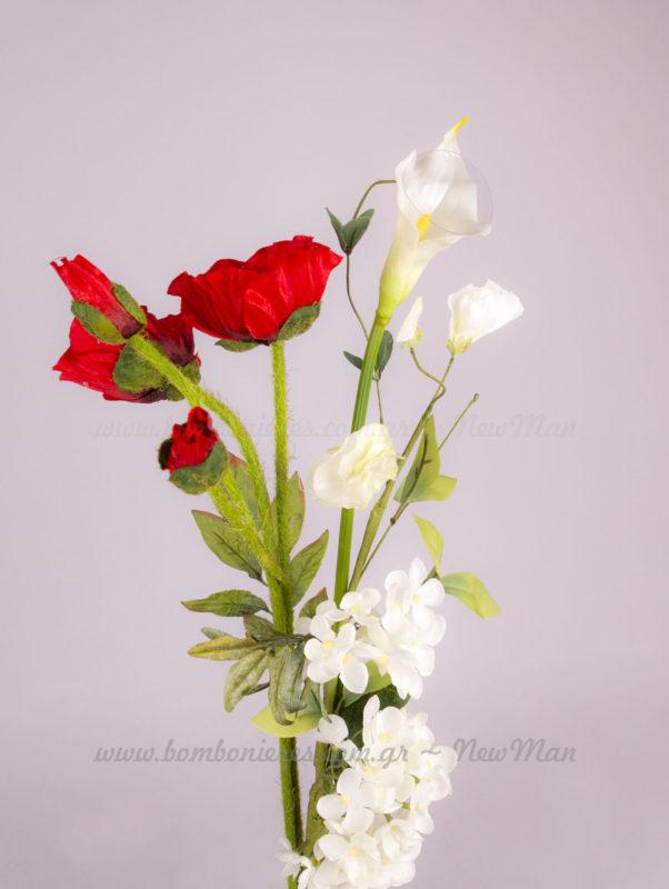 Ψεύτικα λουλούδια σαν αληθινά