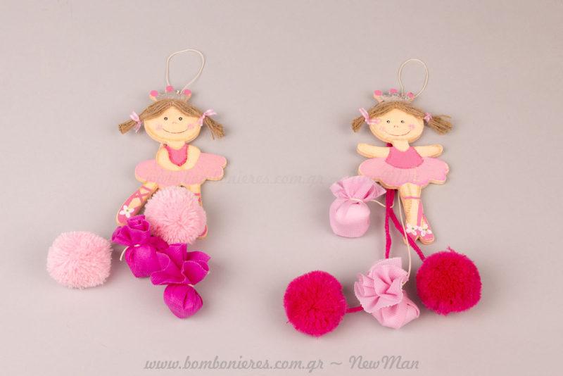 DIY μπομπονιέρες με πριγκίπισσες