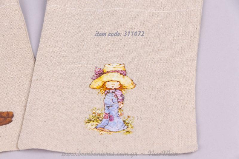 Πουγκί Sarah Kay καπέλο