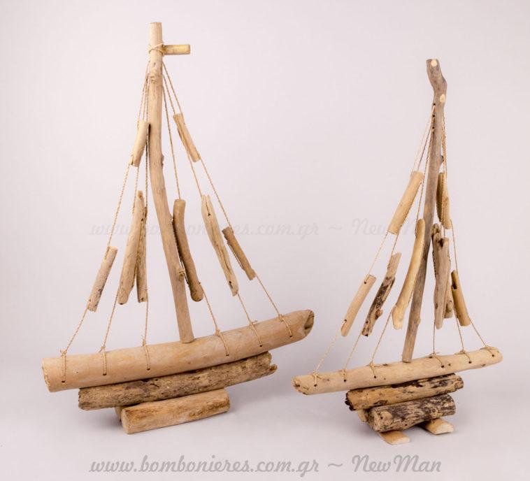 Διακοσμητικά καράβια