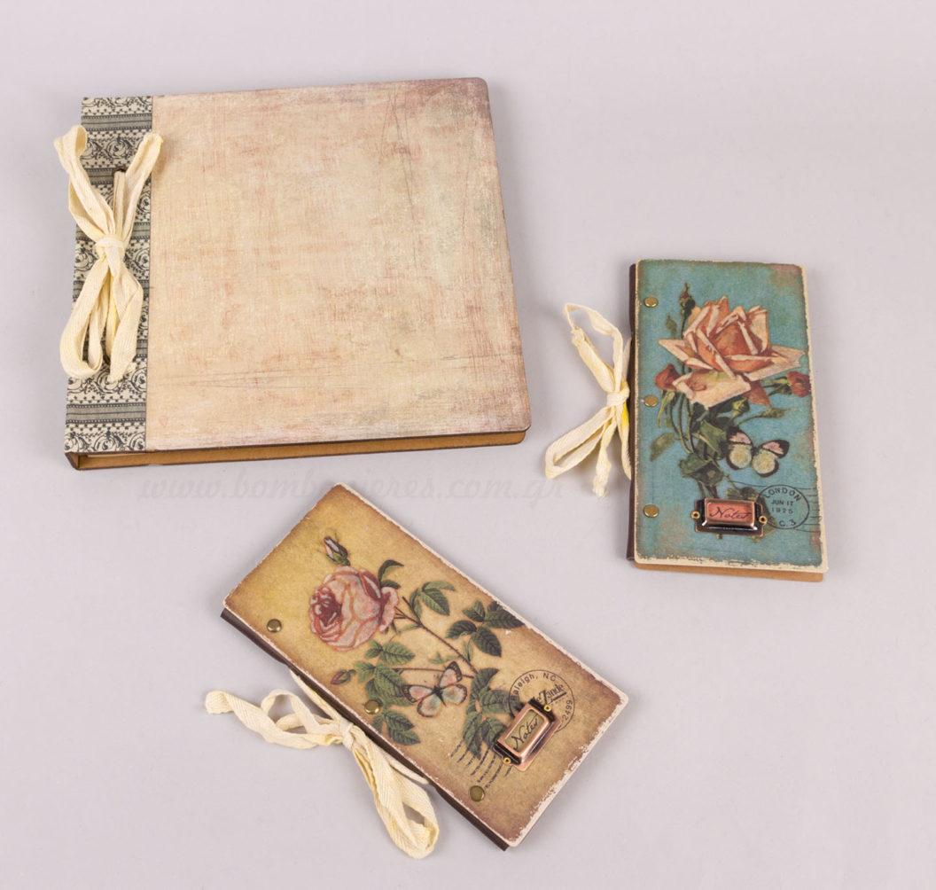Βιβλίο Ευχών & σημειωματάρια