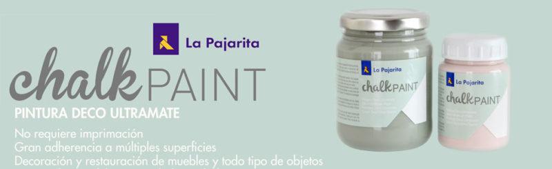 Μπογιές κιμωλίας - Chalk Paints