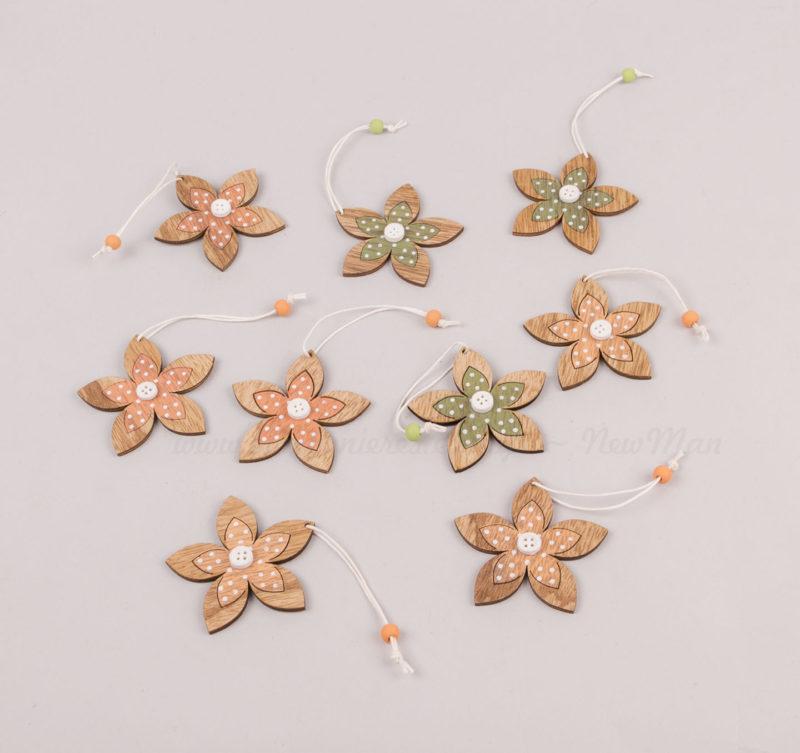 Κρεμαστά λουλούδια (σετ 9)