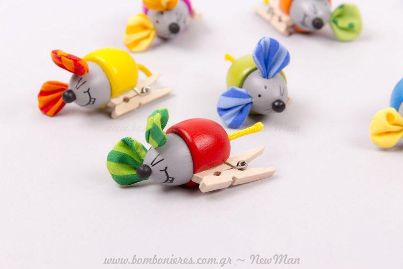 Ποντικάκια κλιπ