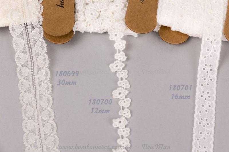 180699 (30mm) & 180700 (12mm)