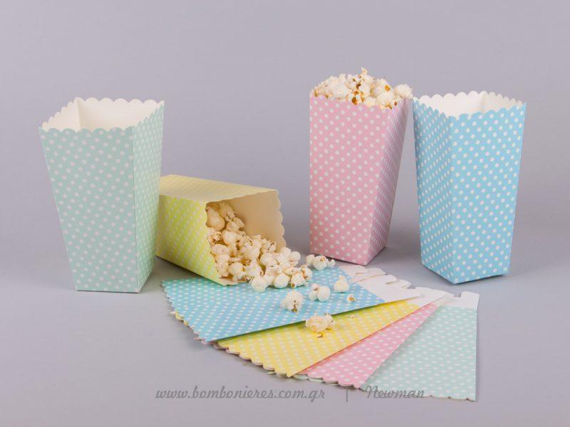 koutia popcorn pastel chromata