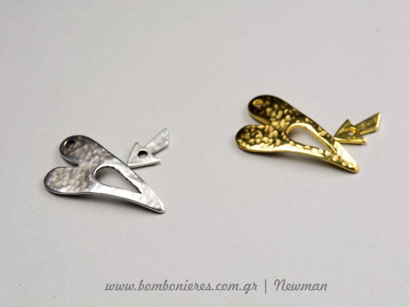 υλικά για βραχιόλια γούρια metallika ilika gia gouria 2 krikoi