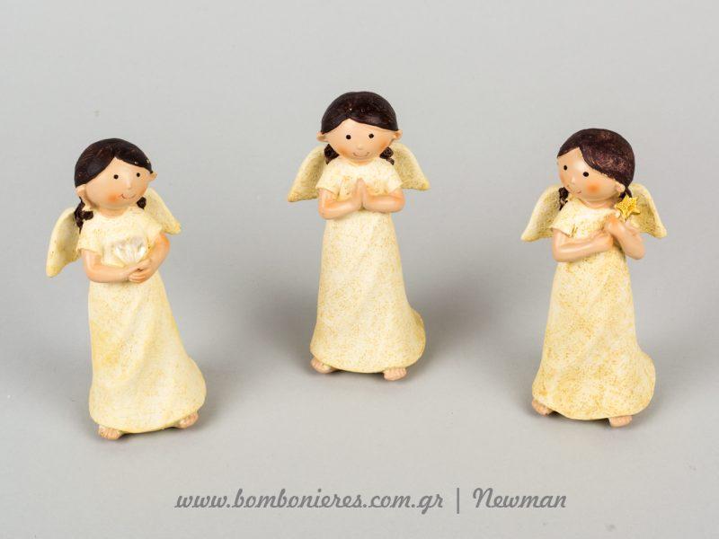 Φιγούρες αγγέλων, γένους θηλυκού
