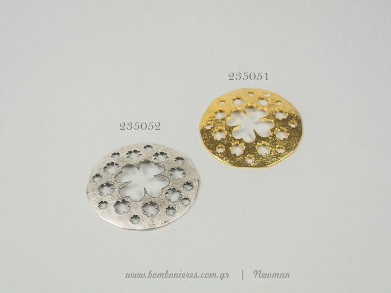Μεταλλικοί δίσκοι και στεφάνια metallikoi diskoi stefania gia gouria