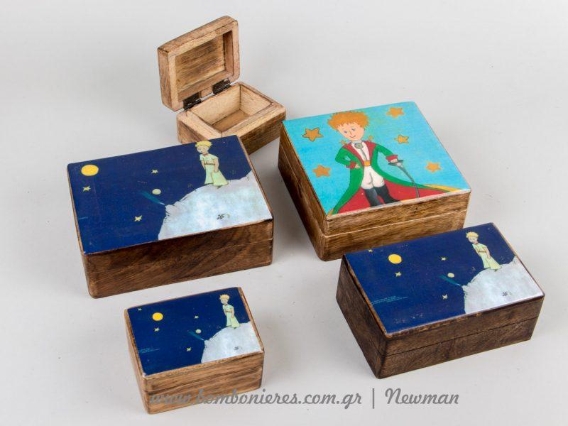 ξύλινα χειροποίητα κουτιά xilina handmade koutia