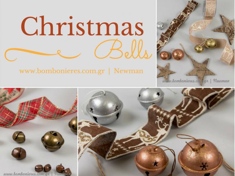 christmas bells χριστουγεννιάτικα κουδούνια