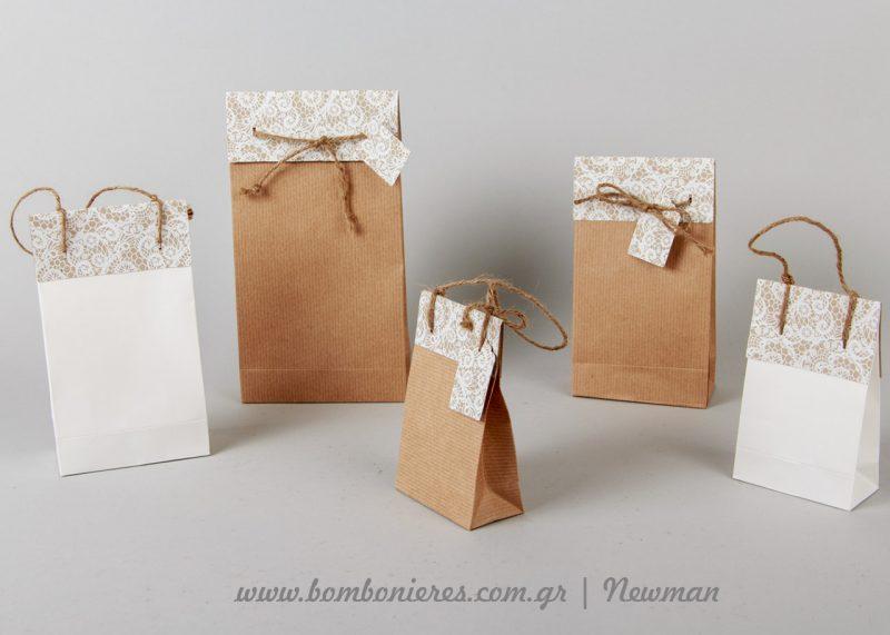 Μοναδικές συσκευασίες δώρων με ιδέες και υλικά Newman