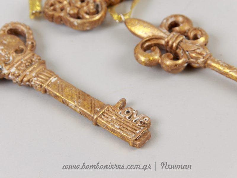 Κλειδιά με θέμα βασιλιάδες, πρίγκιπες και ιππότες