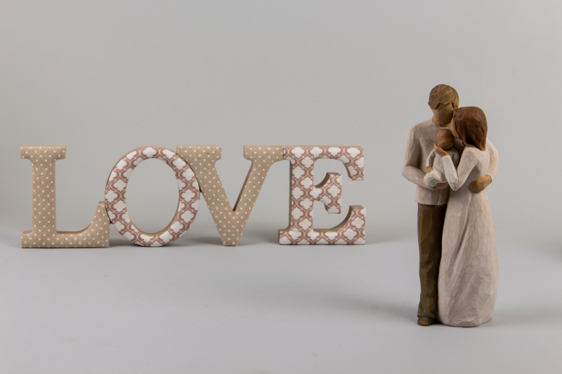 Διακόσμηση με θέμα την αγάπη diakosmisi thema love agapi