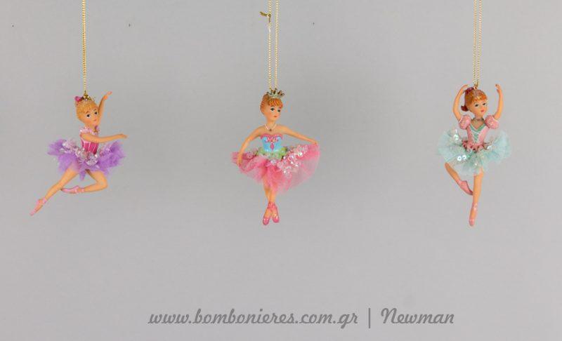 κρεμαστές μπαλαρίνες κοριτσάκια kremastes mpalarines