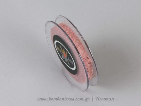 venezzia dantela 15mm 092062 δαντέλα παλιό ροζ