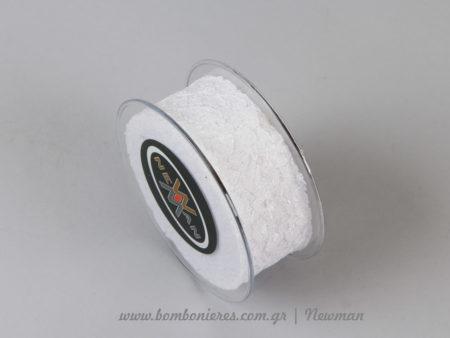 venezzia dantela 45mm 092064 δαντέλα λευκό χρώμα