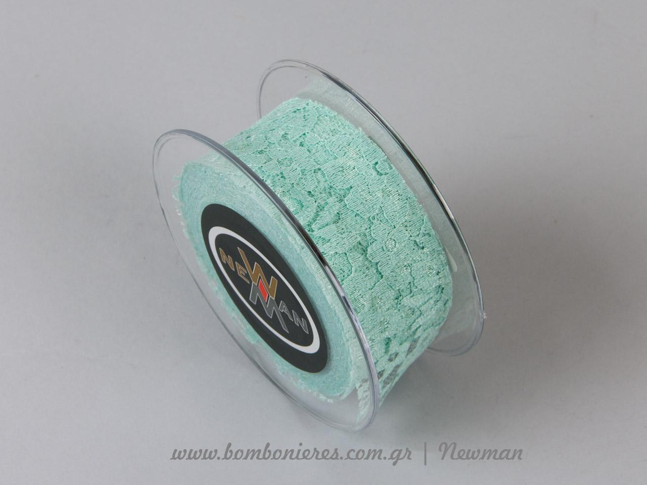 venezzia dantela 45mm 092064 δαντέλα βεραμάν χρώμα