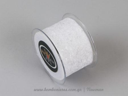 venezzia dantela 67mm 092065 δαντέλα λευκό
