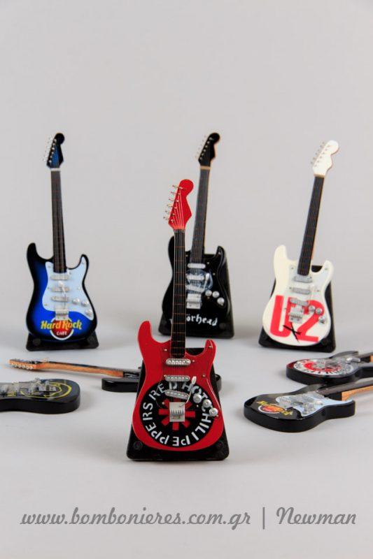 Ηλεκτρικές κιθάρες διακοσμητικές