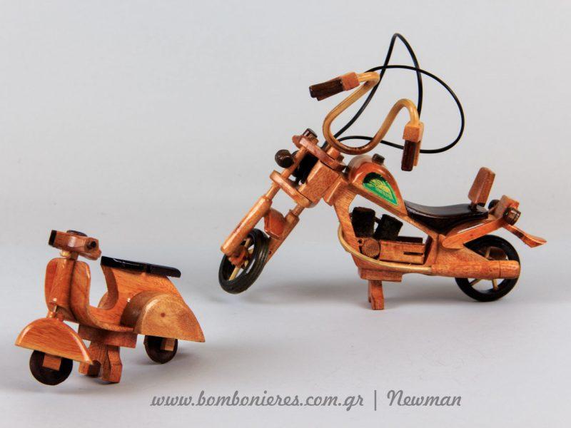 vespa harley xilines miniatures