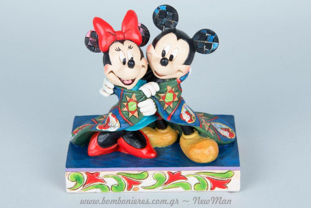 Χριστούγεννα με τους αγαπημένους ήρωες της Disney