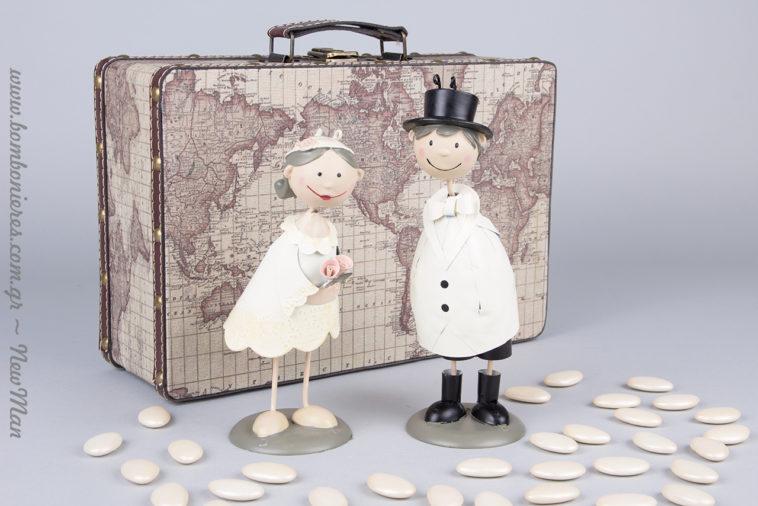 Ρομαντική διακόσμηση γάμου
