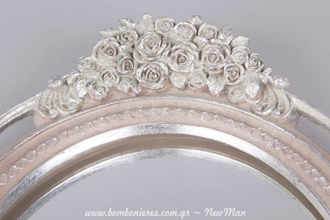 Καθρέφτες «La Vista» σε διάφορα σχήματα, στυλ κι εκδοχές.