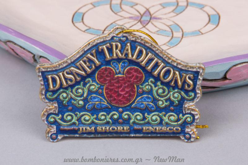 Διακοσμητικά Disney Traditions σχεδιασμένα από τον Jim Shore.